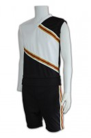 Custom-made Male Cheerleading Uniforms