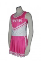 OEM Girls Cheer Uniform