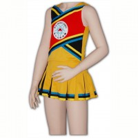Personalized Childrens Cheerleading Uniforms