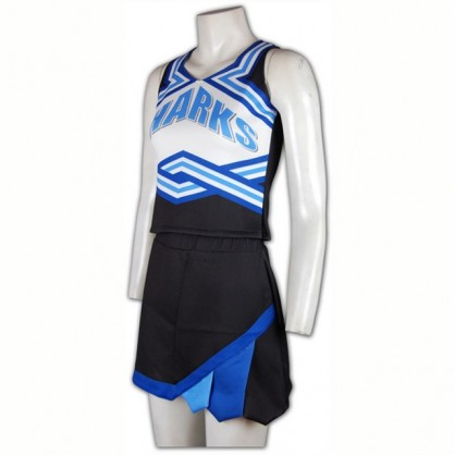 Custom Made Cheer Uniforms