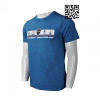 Customize Blue Novelty T-Shirts