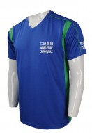 Produce Soccer Blue T-Shirts