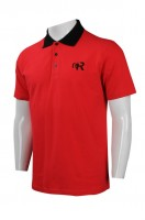 Print Plain Polo shirts