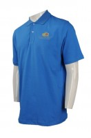 Design Navy Blue Polo Shirt