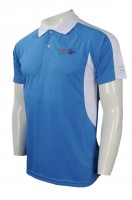 Design Blue Polo Shirts
