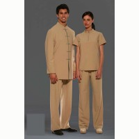 Elastic Uniforms For Housekeepers