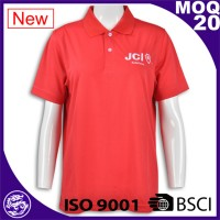 China manufacturers Latest Style 100%Cotton Polo maker