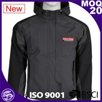 Latest customed men waterproof jacket