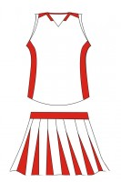 Produce Women's Cheer Costumes