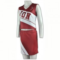 Custom Made Cheerleading Uniforms