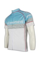 Custom Mens Thermal Cycling Jersey