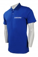 Custom Order Blue Polo Top