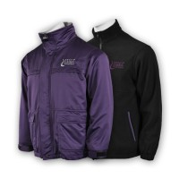 Design detachable inner jackets university dorm university administration uniform coat company