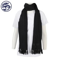 custom-made net color scarf fringed scarf school middle school towel 505% polyester 20% acrylic 20% nylon 5% wool scarf garment factory