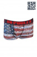 Design print underwear large number of underwear underwear uniforms company