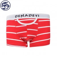 sample to order red stripe underwear online order men's underwear order men's underwear factory
