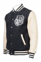 Custom baseball jacket