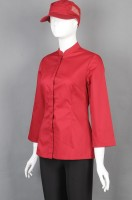 Manufacturing catering waiter uniforms