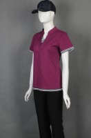 Order purple women's dining uniforms